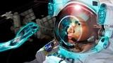 Космонавты попали под воздействие непознанной силы и увидели НЕЧТО ЗА ГРАНЬЮ РЕАЛЬНОСТИ!