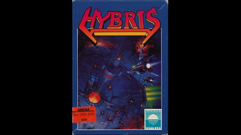 Old School Amiga Hybris FULL OST SOUNDTRACK
