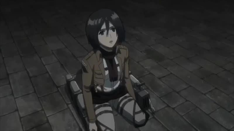 """Mikasa Ackerman AMV_ RWBY """"Miror Mirror"""" (Shingeki no Kyojin)"""