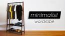 Minimalist Wardrobe Mid Century Modern Woodworking