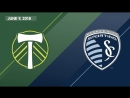 HIGHLIGHTS_ Portland Timbers vs. Sporting Kansas City _ June 9, 2018