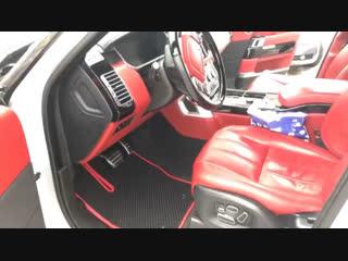 Land Rover Range Rover коврики EVA от Duffcar (Даффкар)