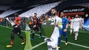 UEFA Super Cup Real Madrid vs Manchester United | Super Star Match Level