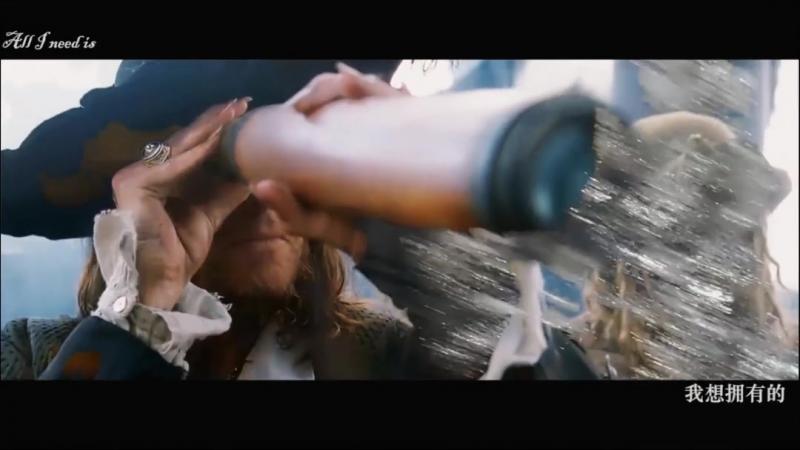 Реквизировано: видеоклип по пейрингу Капитан Гектор Барбосса/Капитан Джек Воробей: 【巴博萨26480;克】for him/老夫老妻欢乐多/BJ才不会轻易地狗带w.