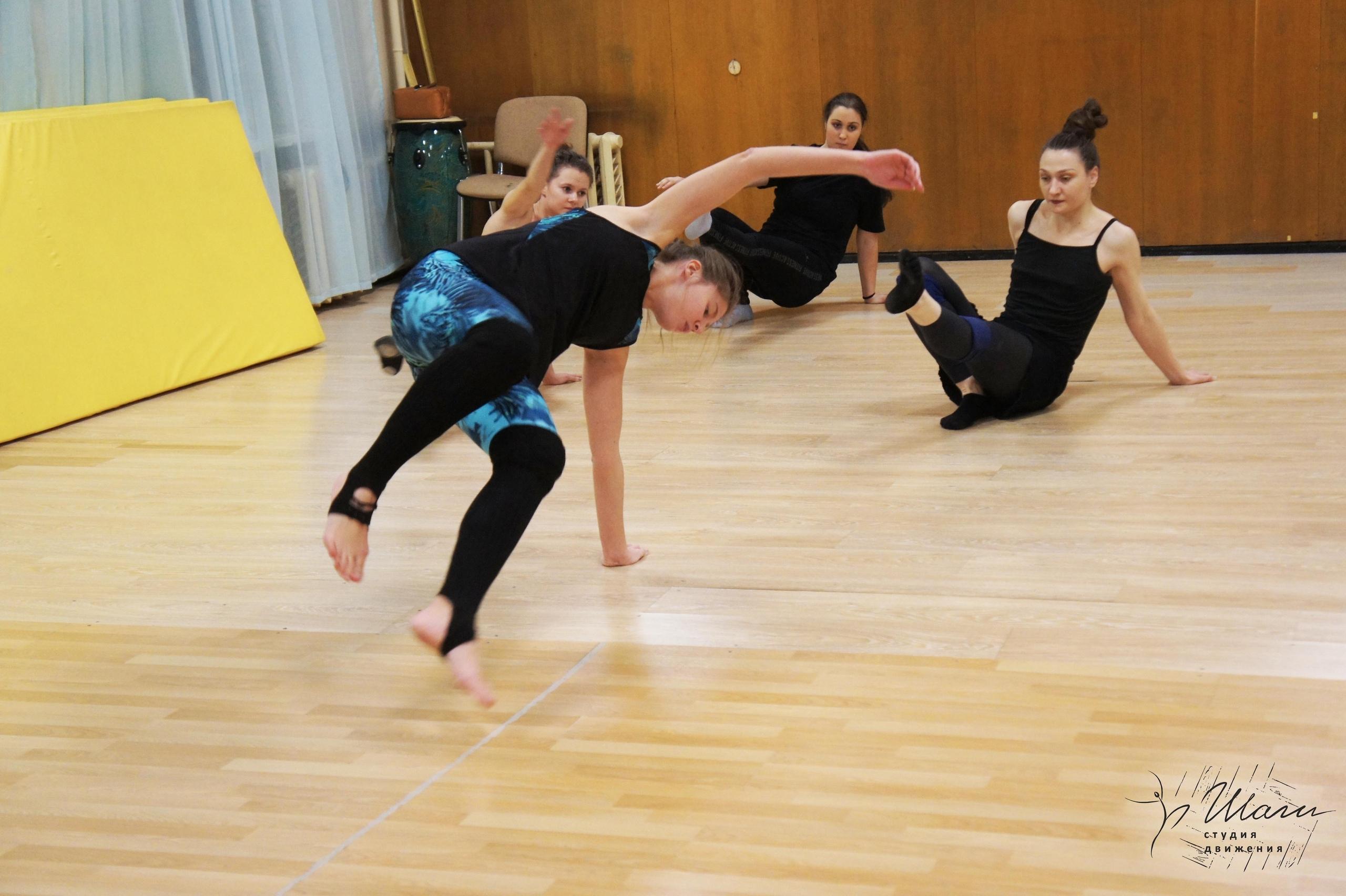 Танец это не просто движения тела, но и движения разума.