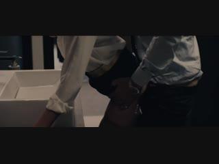 Charlize theron - gringo (2018) (эротическая постельная сцена из фильма знаменитость трахается голая sex scene)
