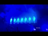 VK180623 MONSTA X fancam - Openning + Jealousy @ The 2nd World Tour The Connect in Madrid
