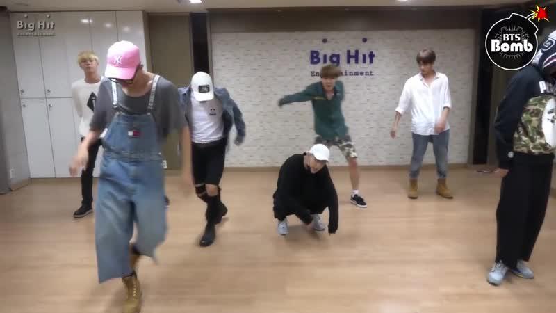 뱁새 Dance Practice (흥 ver.) - BTS (방탄소년단)