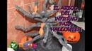 EL ARBOL DEL INFIERNO HALLOWEEN para decorar