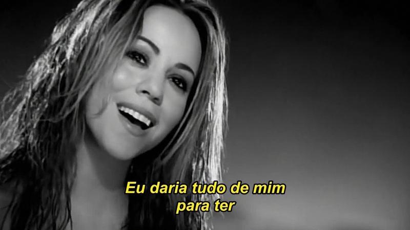 Mariah Carey - My All (Legendado)