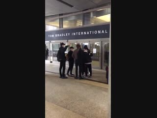 EXO in LAX