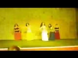 танец восточный мама