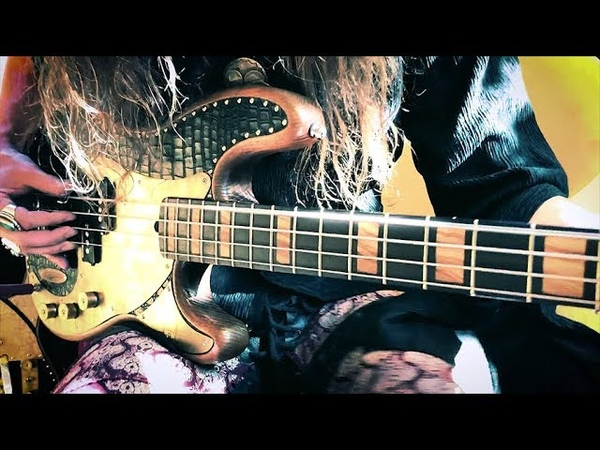 Papa Was a Rolling Stone on BASS GUITAR   Justin Johnson Instrumental Temptations Cover!