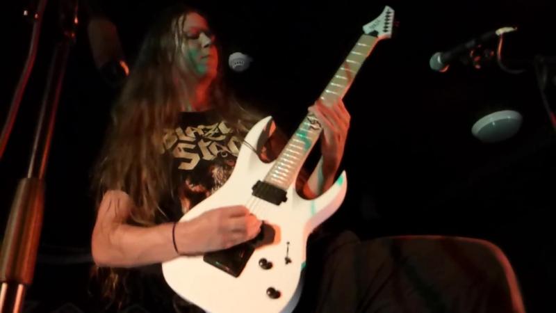 Blazon Stone - Eagle Warriors (live in Sandviken 2018-07-20)