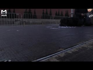 Выставка военной техники на Красной площади - прямая трансляция