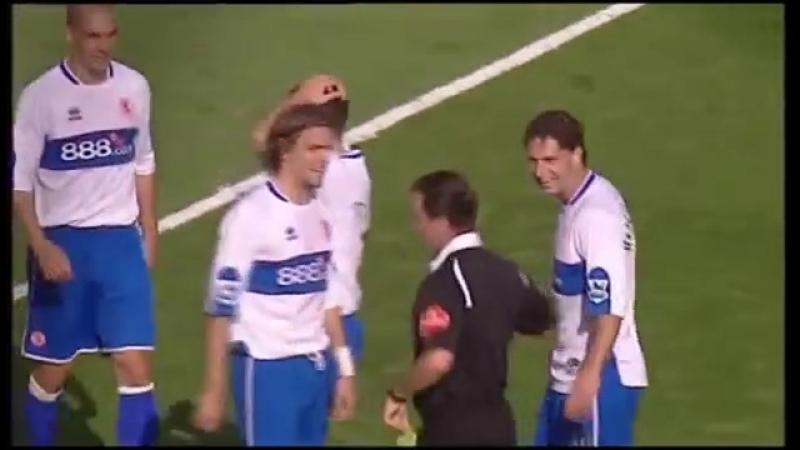 Арсенал 1:1 Мидлсбро 2006/07