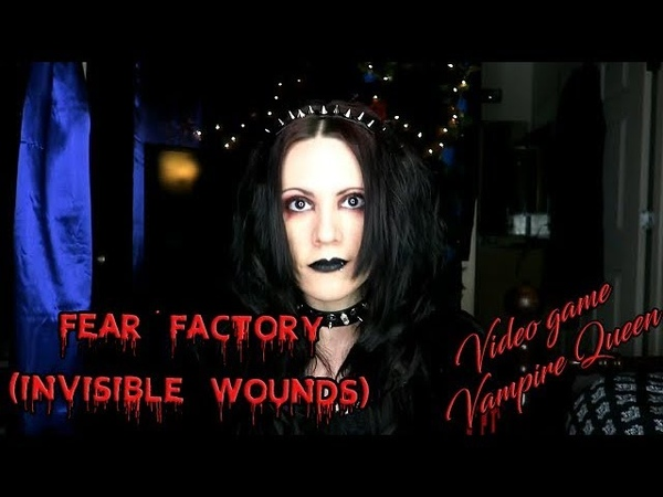 💀Fear factory Invisible wounds Cover! | Vampy Candy💀