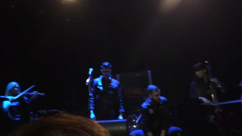 Starset Unbecoming Acoustic Live frm RED Moscow