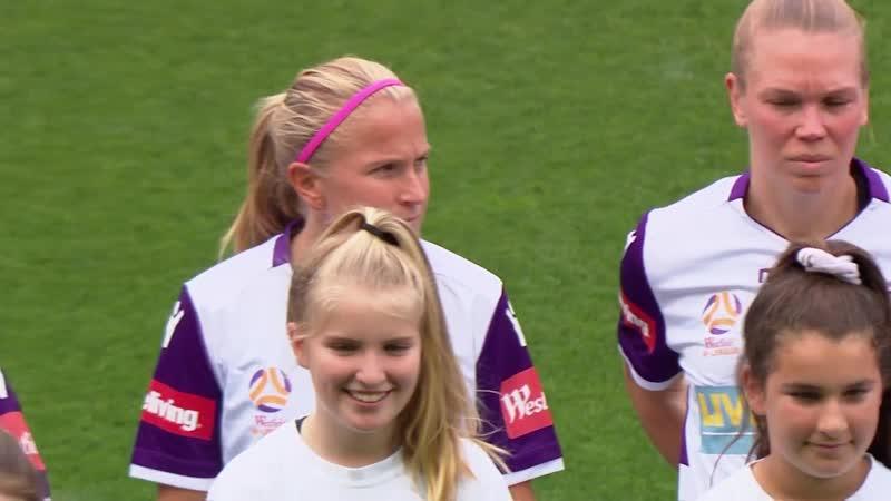 ]W-League 201819 Round 9 - Melbourne Victory Women v Perth Glory Women
