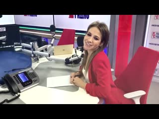 Юлия Барановская заключила контракт с «Русским Радио»