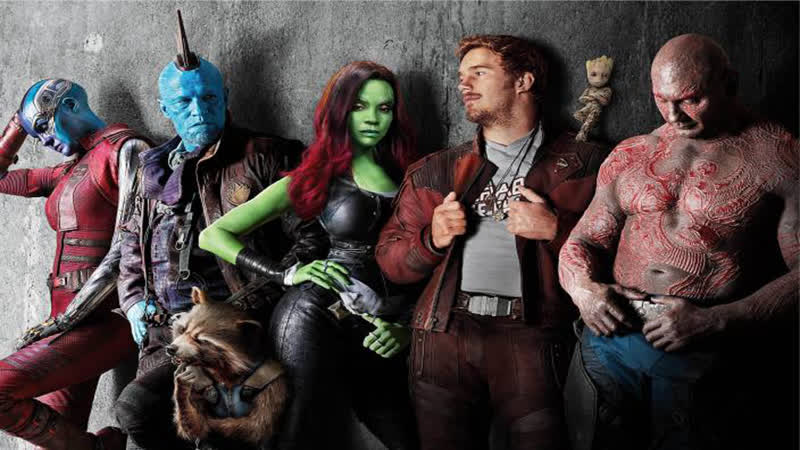 Guardians of the Galaxy, Is he cool
