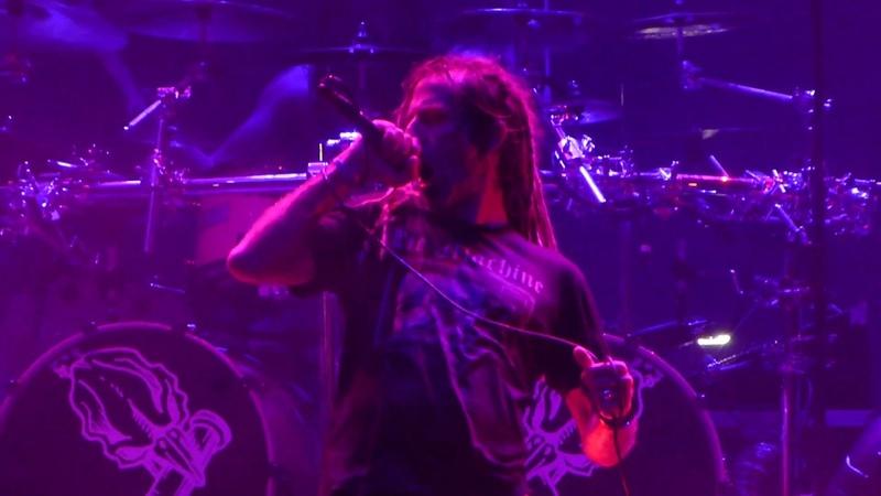 Lamb Of God - Blacken The Cursed Sun [Live @ Impact Fest 7-27-2018]