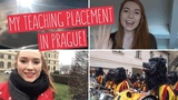 MY TEACHING PLACEMENT IN PRAGUE! Study Abroad