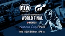 English FIA GT Championships 2018 Nations Cup World Finals Final