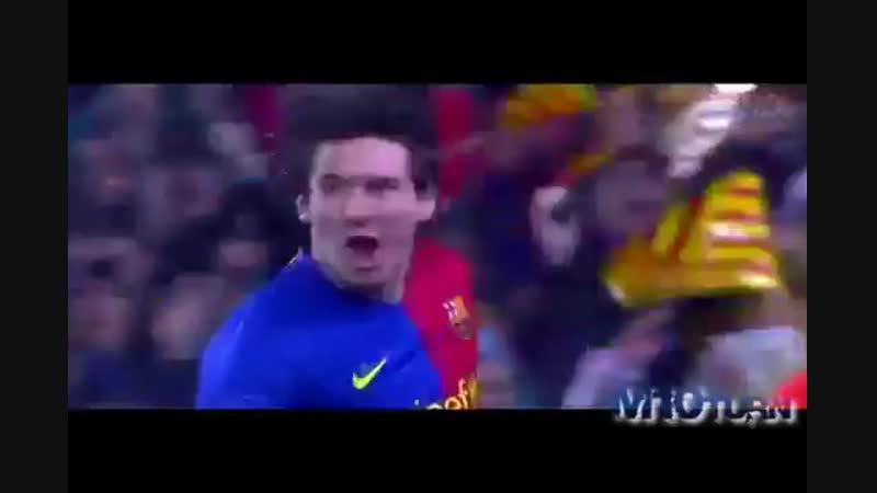 C.Ronaldo vs L.Messi 2012