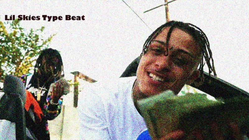Lil Skies Type Beat 2018 - Dante | RapTrap Instrumental 2018
