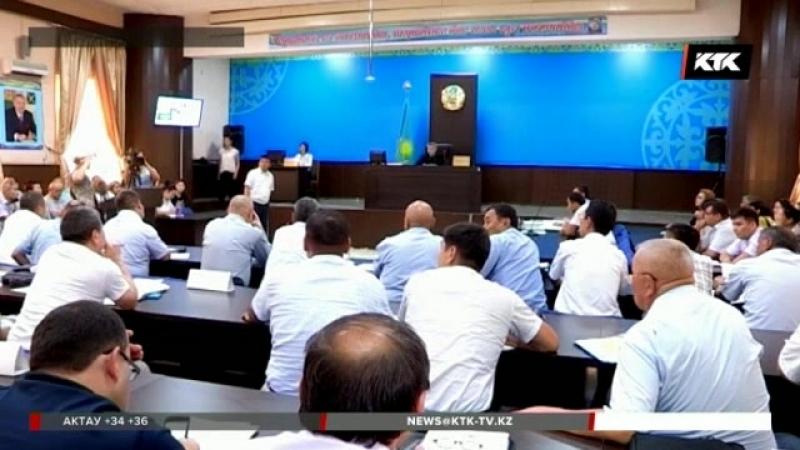 «Отдел ОПГ в полиции» Сразу 38 сотрудников начали судить в Шымкенте www.ktk.kz (chunklist_w1300263301) (via Skyload)