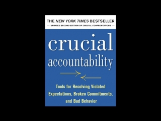 Crucial Accountability Kerry Patterson Audiobook [720p]