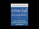 Crucial Accountability Kerry Patterson Audiobook 720p