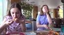 비카와 리자의 안녕! 코리아. 이탈리아 전통 피자