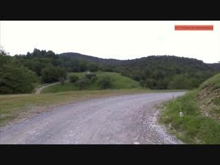 Большое Мото-путешествие! В Европу на мотоцикле.Часть Вторая. Грузия:Казбеги-АлазанскаяДолина-Сигнахи !