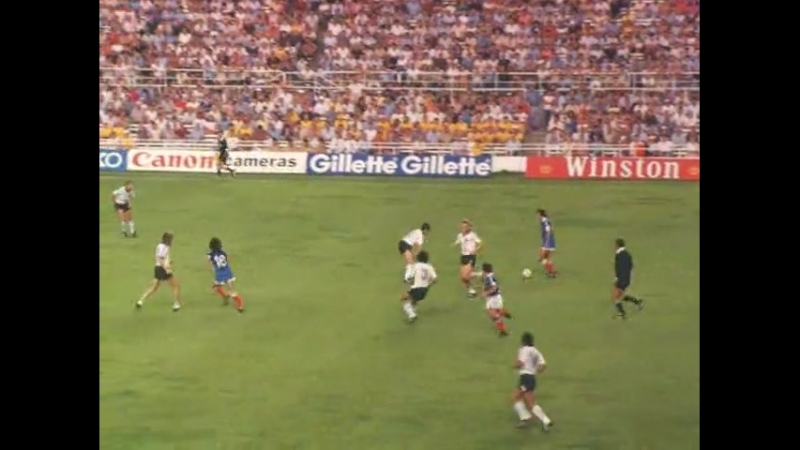 История Чемпионатов Мира. ЧМ-1982