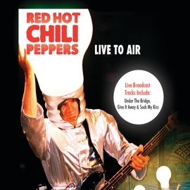 Red Hot Chili Peppers альбом Live To Air