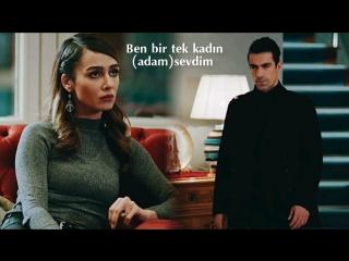 Selami Şahin ft. Burcu Güneş - Ben Bir Tek Kadın (Adam) Sevdim (Siyah Beyaz Aşk II Aslı & Ferhat)