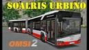 Омси 2 Автобус Soalris Urbino 18 IV PL 4Door для OMSI 2