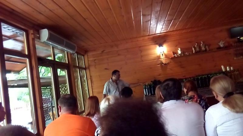 Рассказ экскурсовода. Аул Б. Кичмай