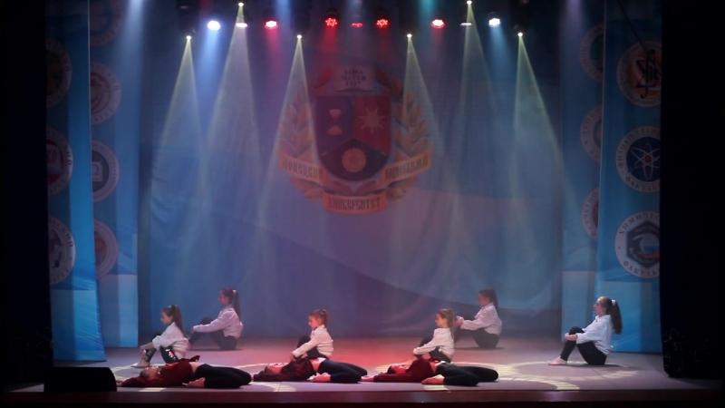 Концерт студии Trance-dance.Донецк.03.06.18. (10-14 лет)