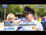 С песней по «зебре»_ на улице Ленина в Новосибирске зазвучали песни «Битлз»