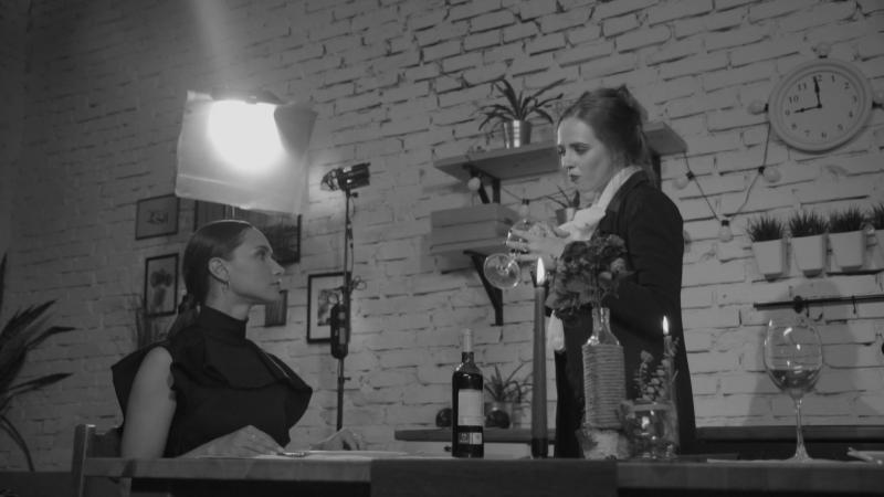 Съемки клипа Камиллы Лысенко и маэстро Bottles Bo ХЭППИ-ЭНД. БЕКСТЕЙДЖ. 1 ДЕНЬ