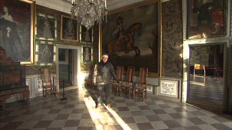 Waldemar Januszczak Visits - Skokloster Castle