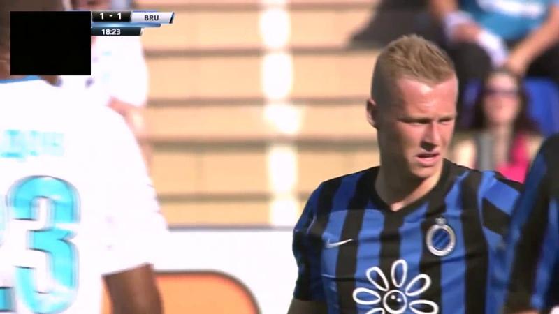 Зенит 1-1 Брюгге 11.07.2014 FC Zenit vs Club Brugge KV