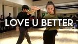 Victoria Monet - Love U Better ft Sean Lew &amp Kaycee Rice Brian Friedman Choreography EXPG LA