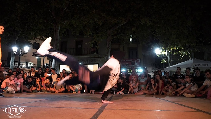 Happy vs Jorge | Final Sweet16 | Cultura Urbana 2018 | OLIFILMS