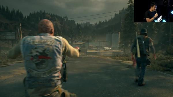 Days Gone - разработчики улучшили игру после майской демонстрации Game Informer, появился геймплей с TGS 2018