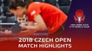 Liu Gaoyang vs Ito Mima | 2018 Czech Open Highlights (R16)