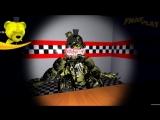 [FNAF PLAY] FNAF ТВИСТЕД АНИМАТРОНИКИ ➤ ГОЛДЕН ФРЕДДИ ЗАЛЕЗ в КОСТЮМ ТВИСТЕД ФРЕДДИ !!!